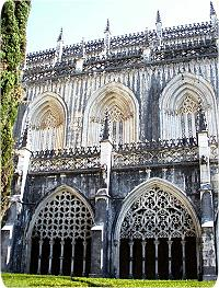 Batalha Monastery Windows