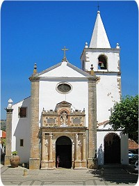 �bidos Church